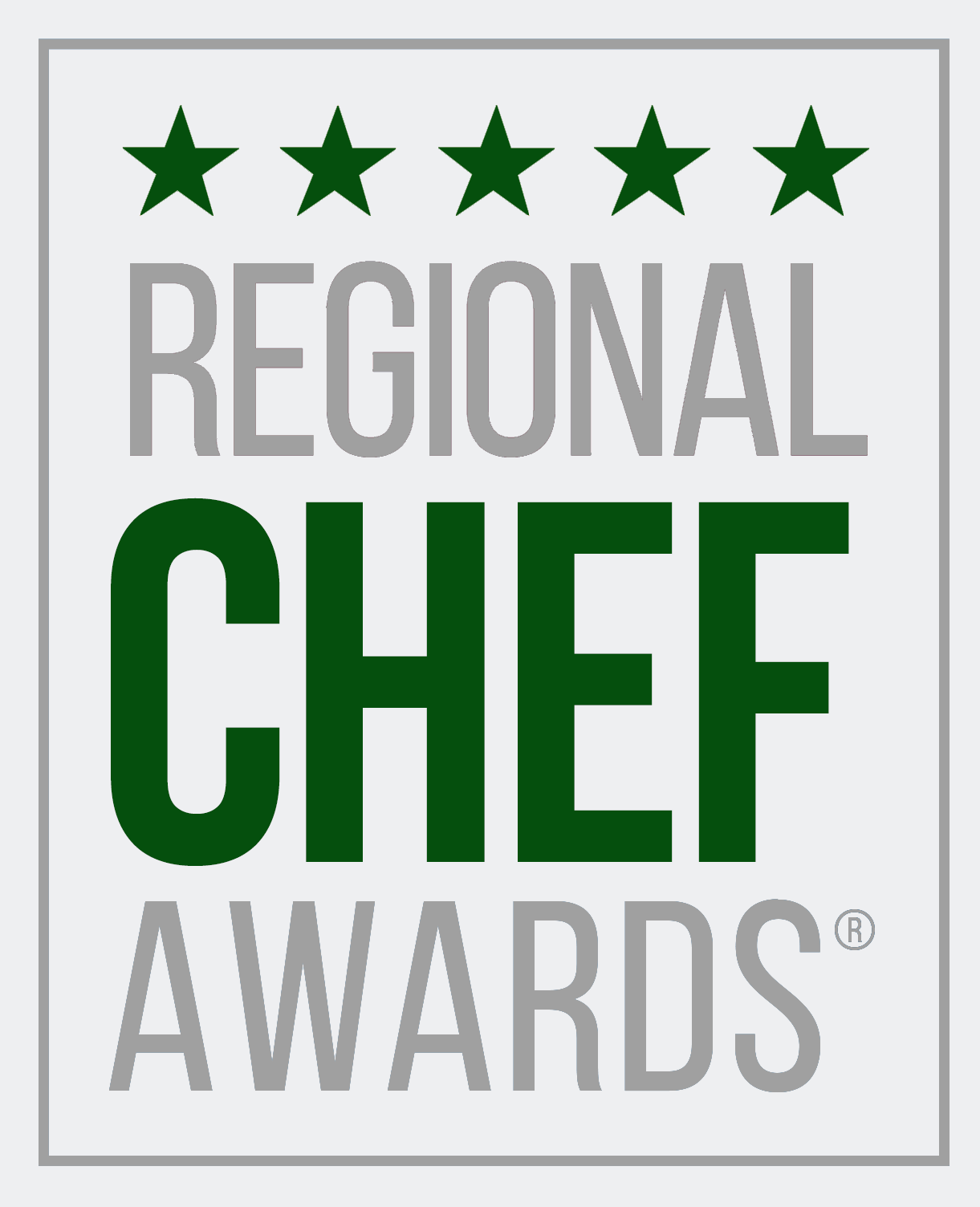 Regional Chef Awards